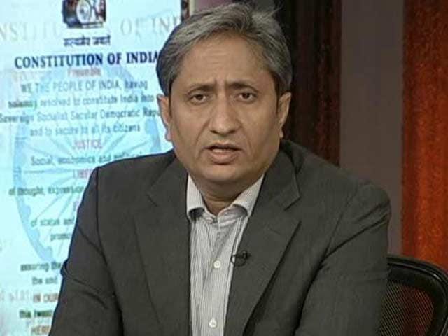 Videos : प्राइम टाइम इंट्रो : संविधान के आगे धर्म, जाति कितनी बड़ी चुनौती?