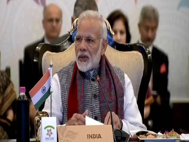 Video : Eye on China, PM Modi Talks About Rules Based Order For Oceans And Seas