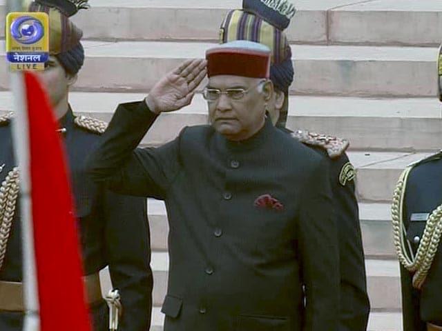 Videos : गणतंत्र दिवस : राष्ट्रपति की पीएम ने अगवानी, आसियान देशों के राष्ट्राध्यक्ष हैं मेहमान