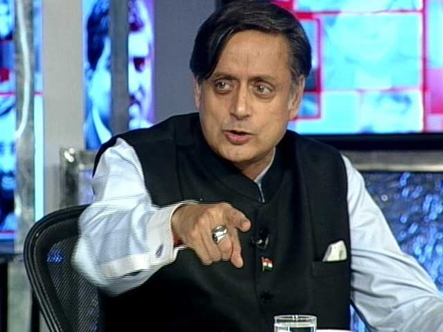 Video : Don't Want The Government In The Bedroom: Shashi Tharoor On Section 377