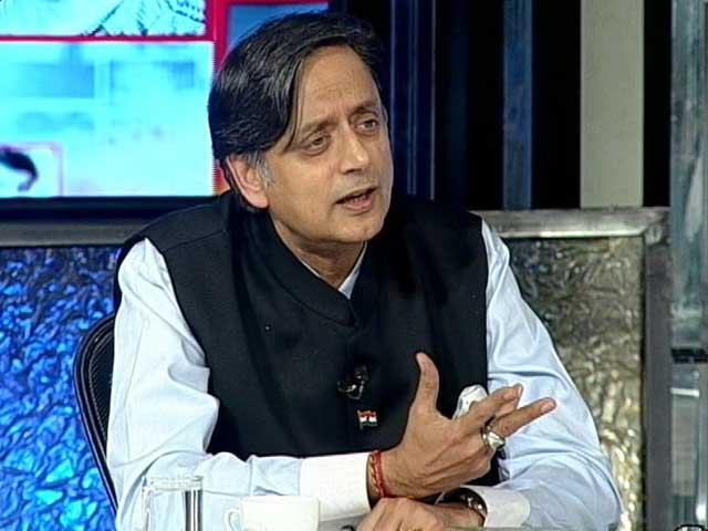 """Video : """"We've Always Been Hindus In Private"""": Shashi Tharoor"""