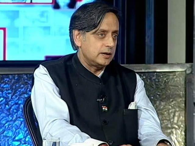"""Video : """"Can't Betray Satya, Ahimsa And Call Yourself A Hindu"""": Shashi Tharoor On Mob Lynchers"""