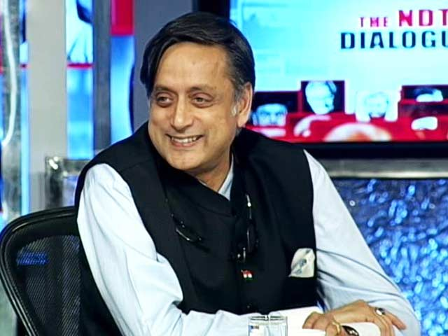 Video : Congress Will Decide Who The PM Candidate Will Be: Shashi Tharoor