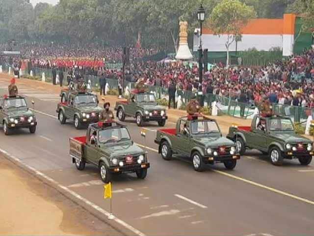 Videos : नेशनल रिपोर्टर : गणतंत्र दिवस के मौके पर राजपथ पर दिखी पूरे देश की झलक