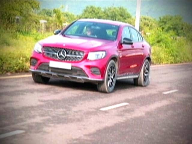Video : Mercedes AMG GLC 43 Coupe: The Perfect Hybrid of Sports and Luxury?