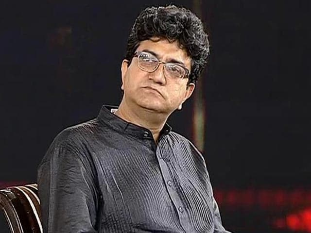 "Video : Threatened Over ""Padmaavat"", Prasoon Joshi Pulls Out Of Jaipur Lit Fest"