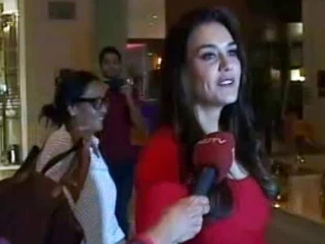 Video : IPL 2018 Auction: Who Wouldn't Be Happy To Get Yuvraj, Says Preity Zinta