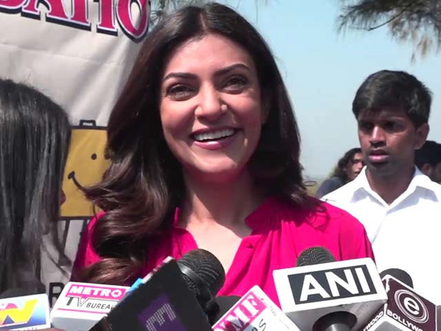 Sushmita Sen Is Ready To Make A Comeback On The Big Screen