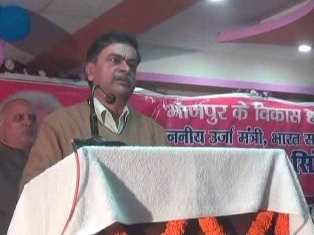 "Video : ""Will Slit Throats"": Minister Threatens Corrupt Contractors In Bihar"