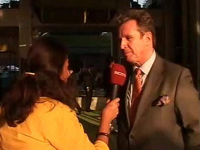 Video : IPL Auction 2018: Never Auctioned For 2 Days In A Row But Happily Exhausted, Said Richard Madley