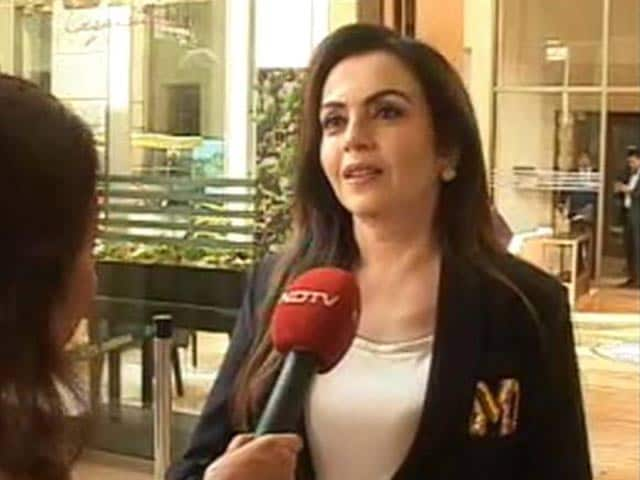 Video : IPL Auction 2018: Happy To Have JP Duminy Back With Us, Says Nita Ambani