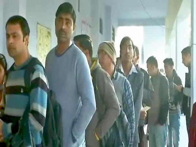 Video : In Rajasthan Bypolls Today, Prestige Battle For Vasundhara Raje