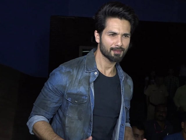 Shahid Kapoor Defends His Padmaavat Character & Explains Why He Signed The Film