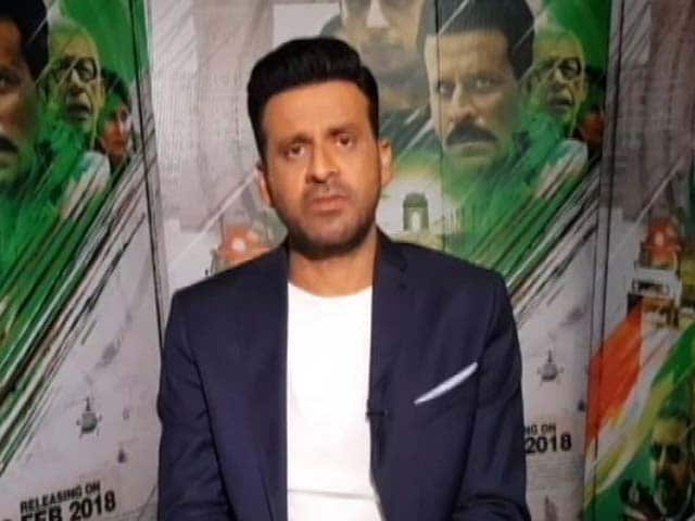 Both Aiyaary And PadMan Will 'Entertain Audiences': Manoj Bajpayee