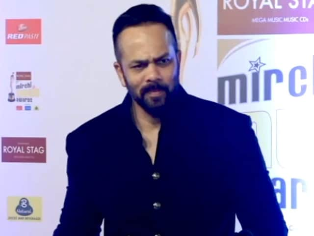 Video : Rohit Shetty Has Something Important To Say About <i>Padmaavat</i>