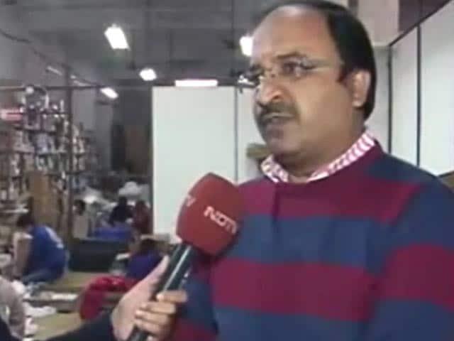 Video : व्यापारियों ने की GST से मुक्ति दिलाने की मांग