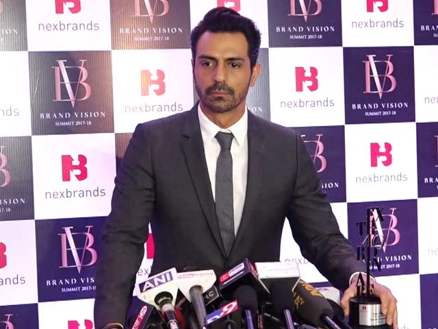 Politics & Acting Don't Go Hand In Hand: Arjun Rampal