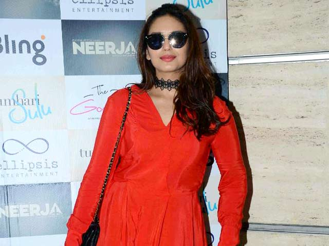 Lakme Fashion Week: Huma Qureshi On Gen Next Designers