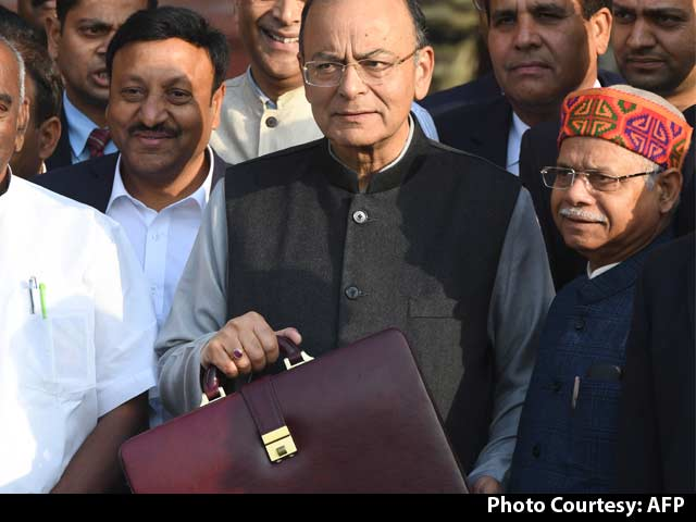 Video : Arun Jaitley's Last Big Budget Before 2019 Polls, Eye On Taxes