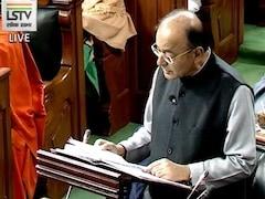 Video: वित्त मंत्री अरुण जेटली ने संसद में पेश किया बजट