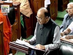 Video: Firmly On Course For 8% Growth, Arun Jaitley Says In Budget Speech
