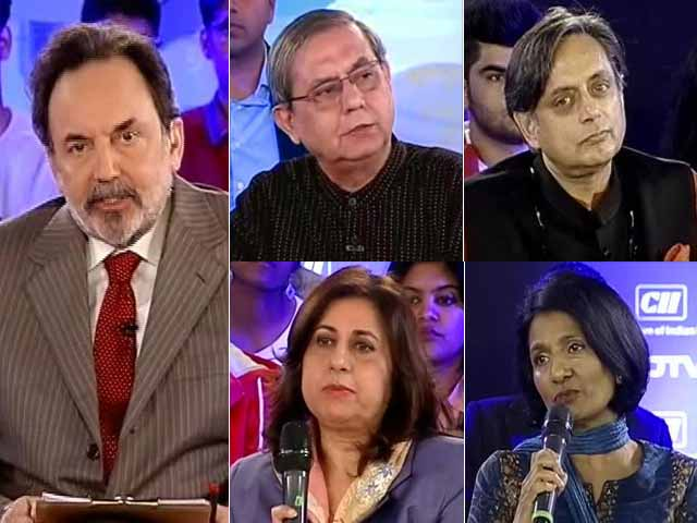 Video : Prannoy Roy's Analysis Of Budget 2018