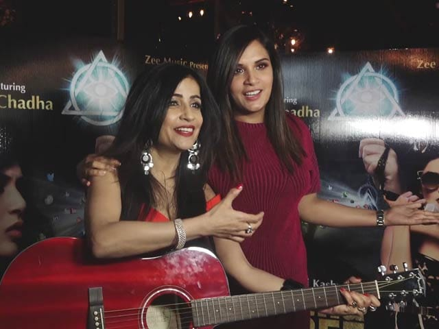 Richa Chadha & Shibani Kashyap Want You To Be Free