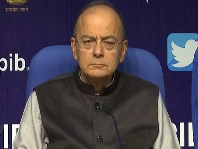 Video : Agriculture, Rural Sector Foremost In Budget, Says Arun Jaitley