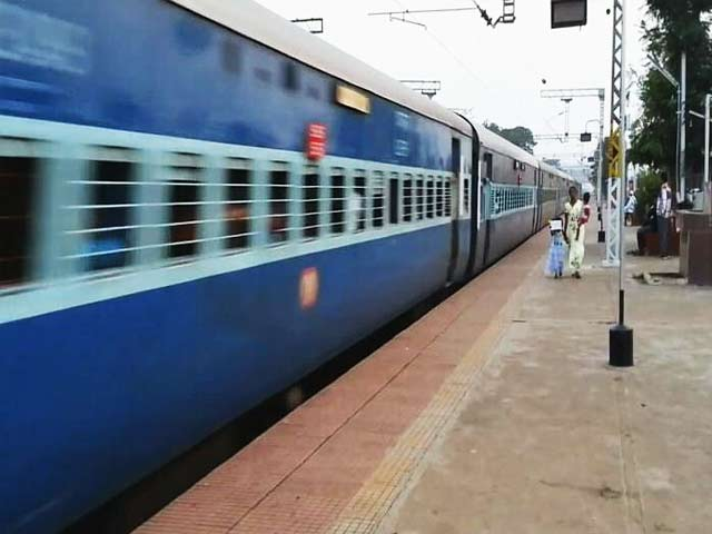 Video : Arun Jaitley Announces Rs. 1.48 Lakh Crore For Railways, Capacity Expansion Is Priority