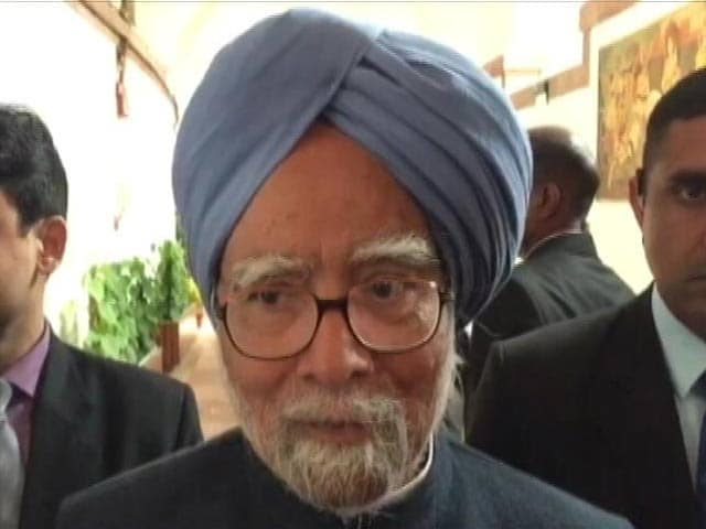 Video : Worried About Fiscal Arithmetic Of Budget 2018: Dr Manmohan Singh