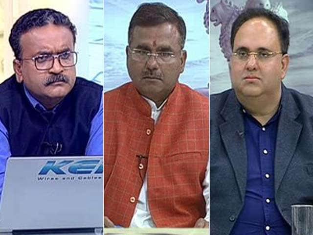 Videos : बजट इंडिया का 4 बजे : किसानों के समर्थन मूल्य में सिर्फ आंकड़ों की बाजीगरी : कांग्रेस
