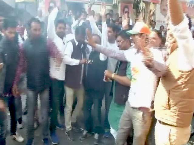 Videos : राजस्थान उपचुनावों में कांग्रेस का 'डंका'