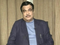 "Video: ""It's A First, A Budget For Bharat"": Nitin Gadkari On Union Budget 2018"