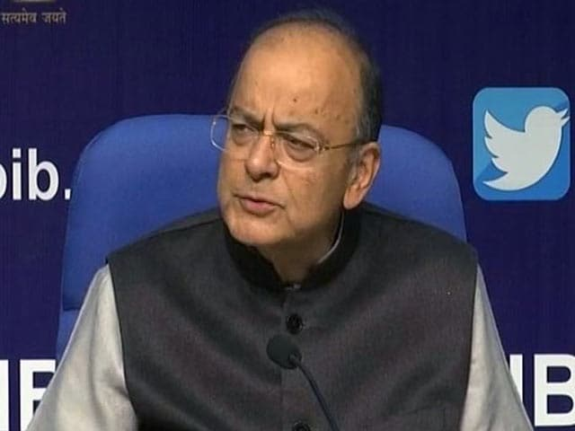 Video : Arun Jaitely Says PNB Scam Failure Of Auditors, Management
