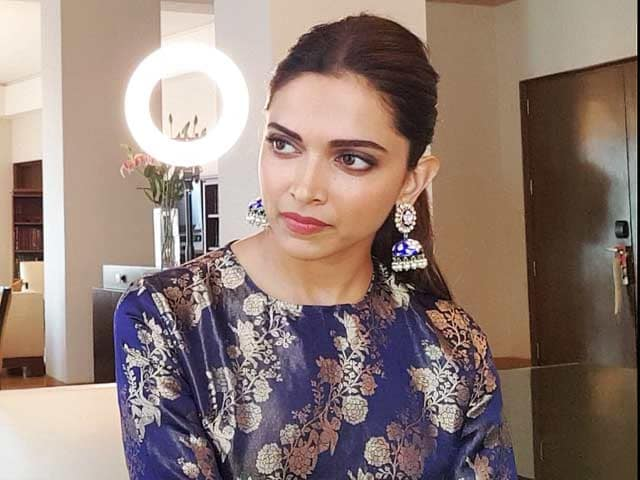 Video : Deepika Padukone On Working With Sanjay Leela Bhansali And <i>Padmaavat</i>