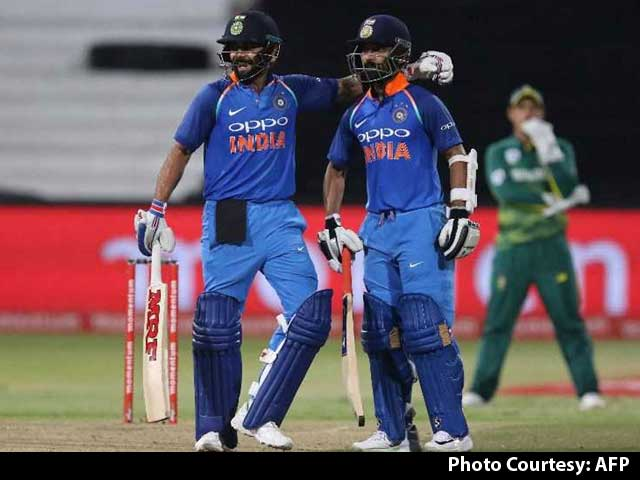 India Win 1st ODI, Look Good To Clinch First One-Day Series In South Africa