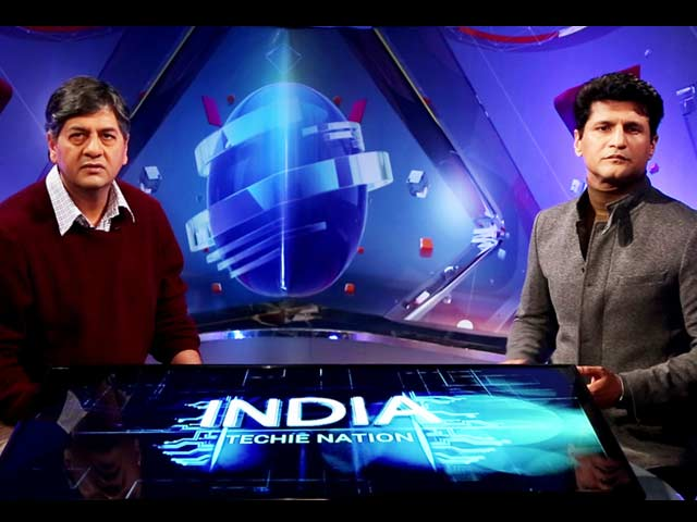 Video : India Techie Nation - The Smartphone Twinning