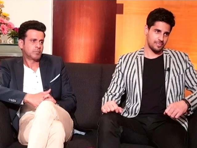 Video : <i>Aiyaary</i> Stars Sidharth Malhotra & Manoj Bajpayee On Patriotism And Nationalism