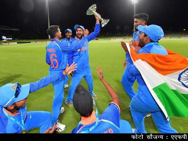 Video : भारत ने ऑस्ट्रेलिया को मात देकर जीता U-19 WC का खिताब
