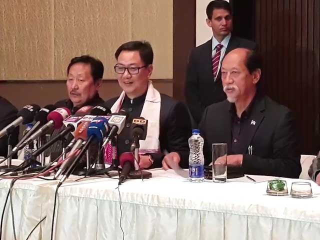 BJP Gets New Partner In Nagaland But Won't 'Dump' 15-Year Ally