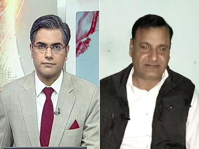 Video : Credit To Rahul Dravid, Next Target IPL Trophy: Shivam Mavi's Father On World Cup Win