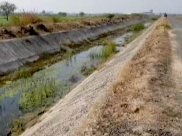 Video : नर्मदा के पानी की राशनिंग, किसान परेशान
