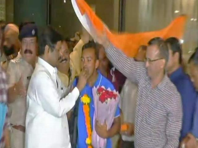 Video : India Under-19 Team Arrive In Mumbai After World Cup Triumph