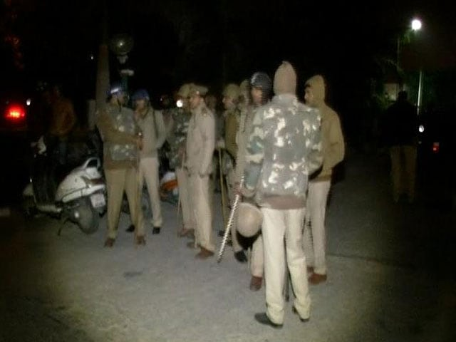 "Video : UP Cops ""Misusing Their Power"", Says Rights Body Over Alleged Encounter"