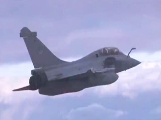 "Video : Rafale Agreement Details ""Classified"", Can't Be Disclosed: Nirmala Sitharaman"
