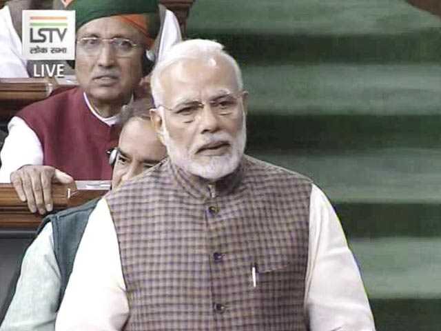 Video : Had Sardar Patel Been Prime Minister, Entire Kashmir Would've Been Ours: PM Modi