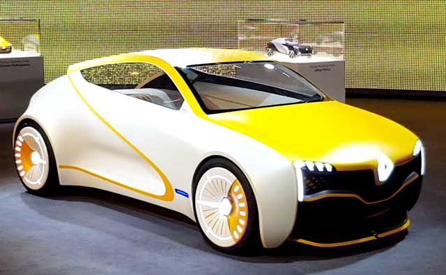 Video : Auto Expo 2018: First Look - Renault's 'The Concept'