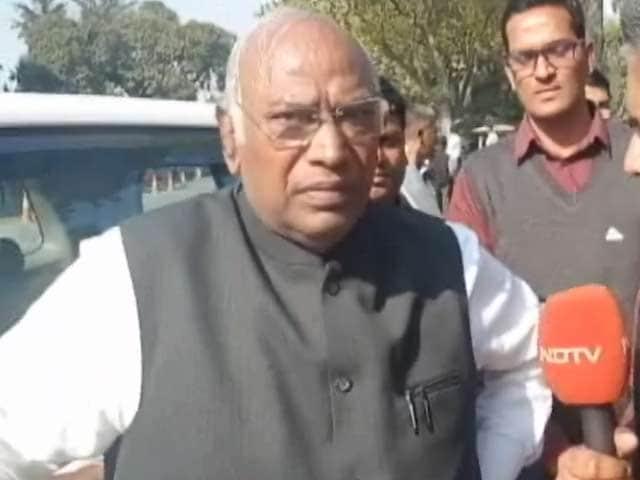 Videos : कांग्रेस नेता मल्लिकार्जुन खड़गे के भाषण को पीएम मोदी ने कहा 'विदाई' भाषण