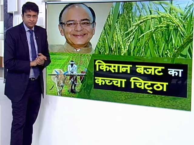Video : सिंपल समाचार: किसान बजट का कच्चा चिट्ठा, सरकारी एलान की जमीनी हकीकत