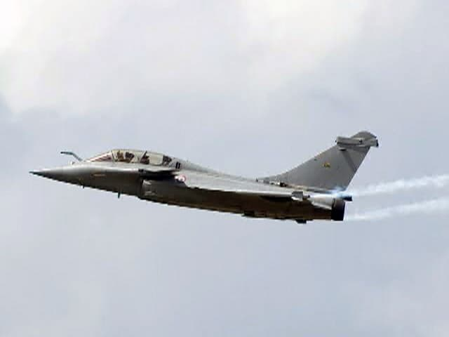 Video : Congress, Targeting BJP On Rafale, Didn't Reveal Details Of Deals Either